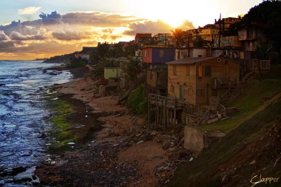 Puerto Rico near Old San Juan