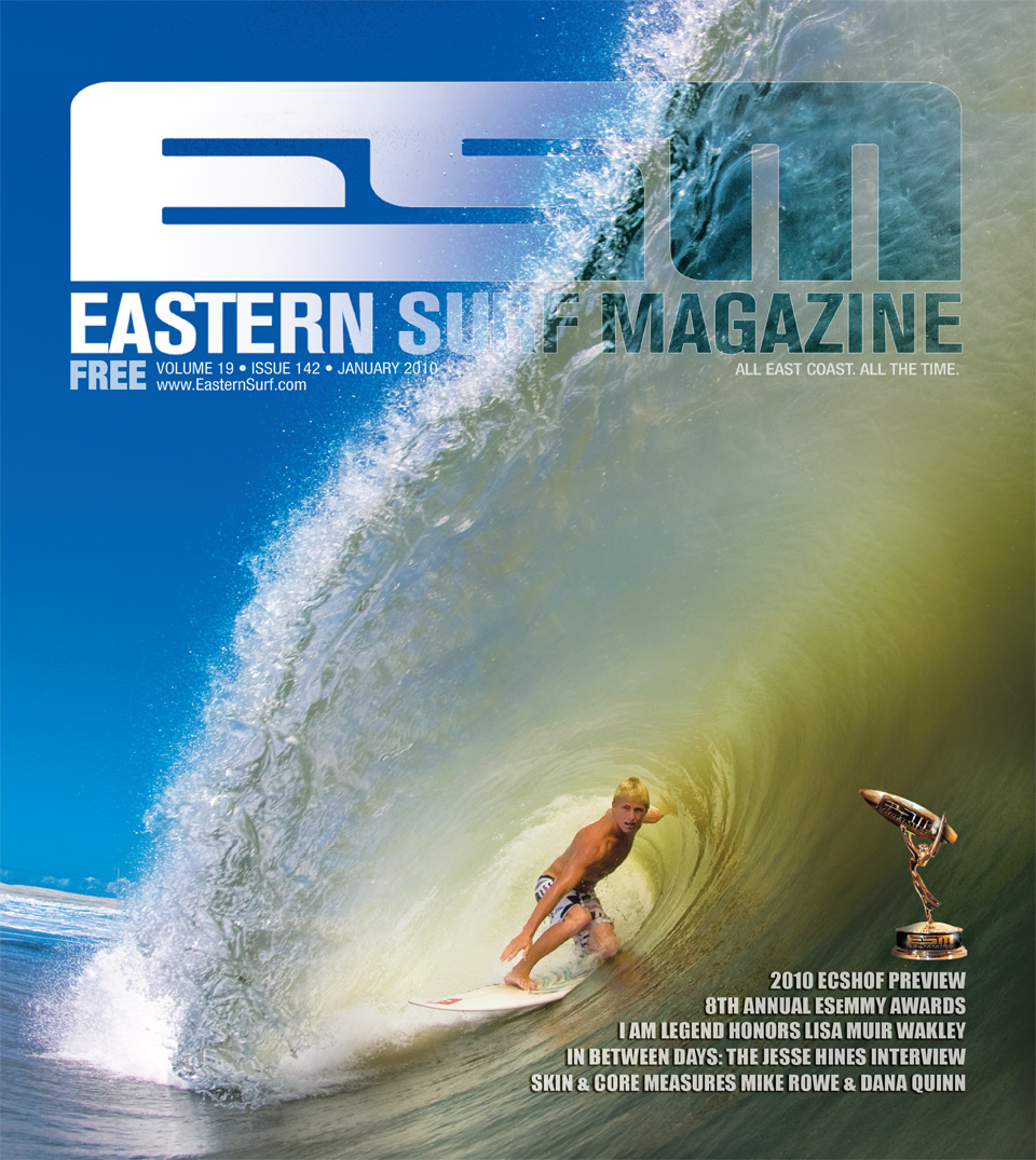 ESM Cover January 2010