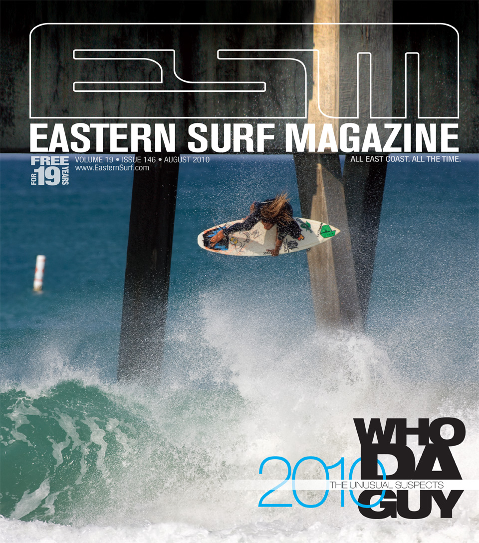 Jenson Callaway's first cover. August 2010