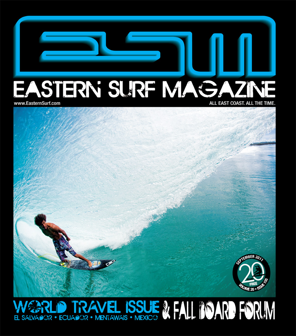 ESM Cover September 2011