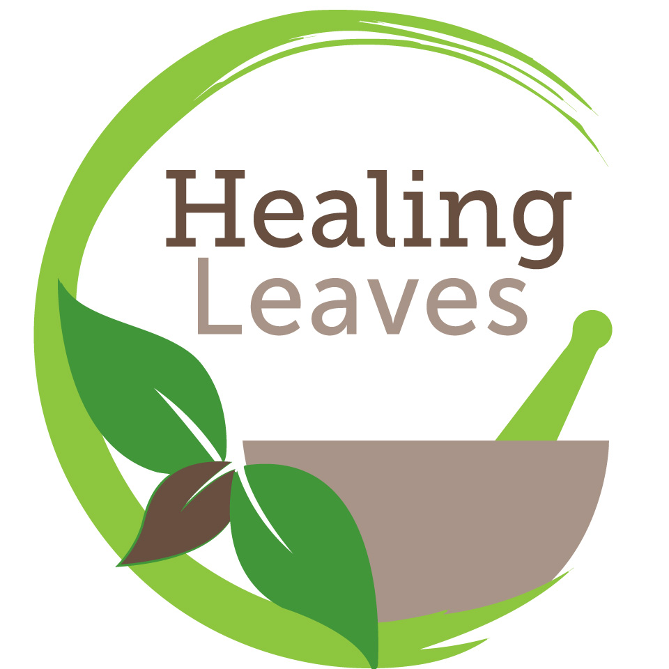 Logo for Healing Leaves Supplements