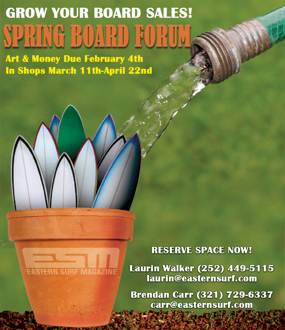 ESM House Ad  For Spring Board Forum