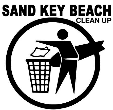 Logo for Sand Key Beach Cleaup