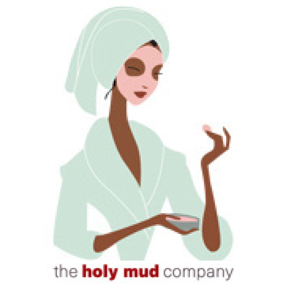 Logo for The Holy Mud Company